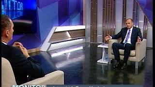 Monitor - Intervistë Enver Hoxhaj 23.05.2018