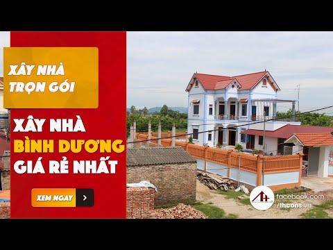 [ Thiết Kế, Thi Công ] Tân Hưng | Xây Dựng Nhà Phố Uy Tín Nhất Bình Dương, Hồ Chí Minh, Đồng Nai