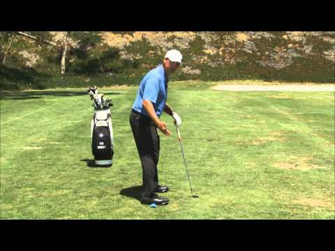 Golf Swing Weight Distribution Tip: How to Setup a Proper Golf Posture to Improve Your Golf Balance