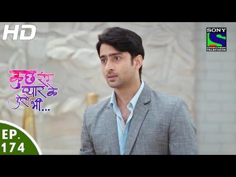 Kuch Rang Pyar Ke Aise Bhi – कुछ रंग प्यार के ऐसे भी – Episode 174 – 28th October, 2016