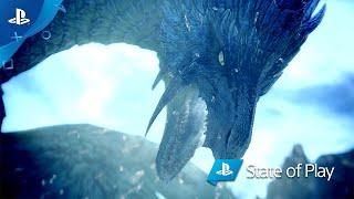 Monster Hunter World: Iceborne   Gameplay Reveal Trailer   PS4
