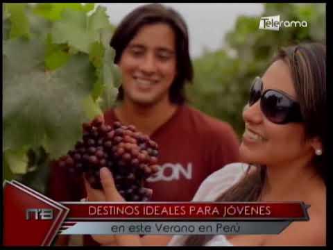 Destinos ideales para jóvenes en este verano en Perú