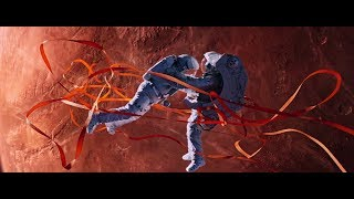 Most creative movie scenes from The Martian (2015)