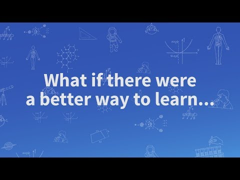 What if there were a better way to learn...