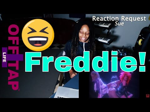 Freddie Mercury - The Great Pretender (Official Video Remastered) Reaction