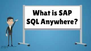 http://zerotoprotraining.com What is SAP SQL Anywhere? Category: Database Tags: SAP SQL Anywhere Overview.
