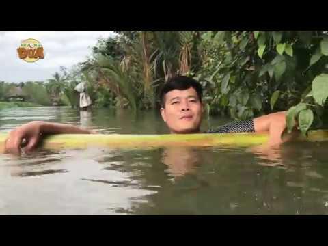 Khương Dừa về quê kêu Bà Nội gần 90 tuổi tắm sông ôn lại tuổi thơ và cái kết!!! - Thời lượng: 16 phút.