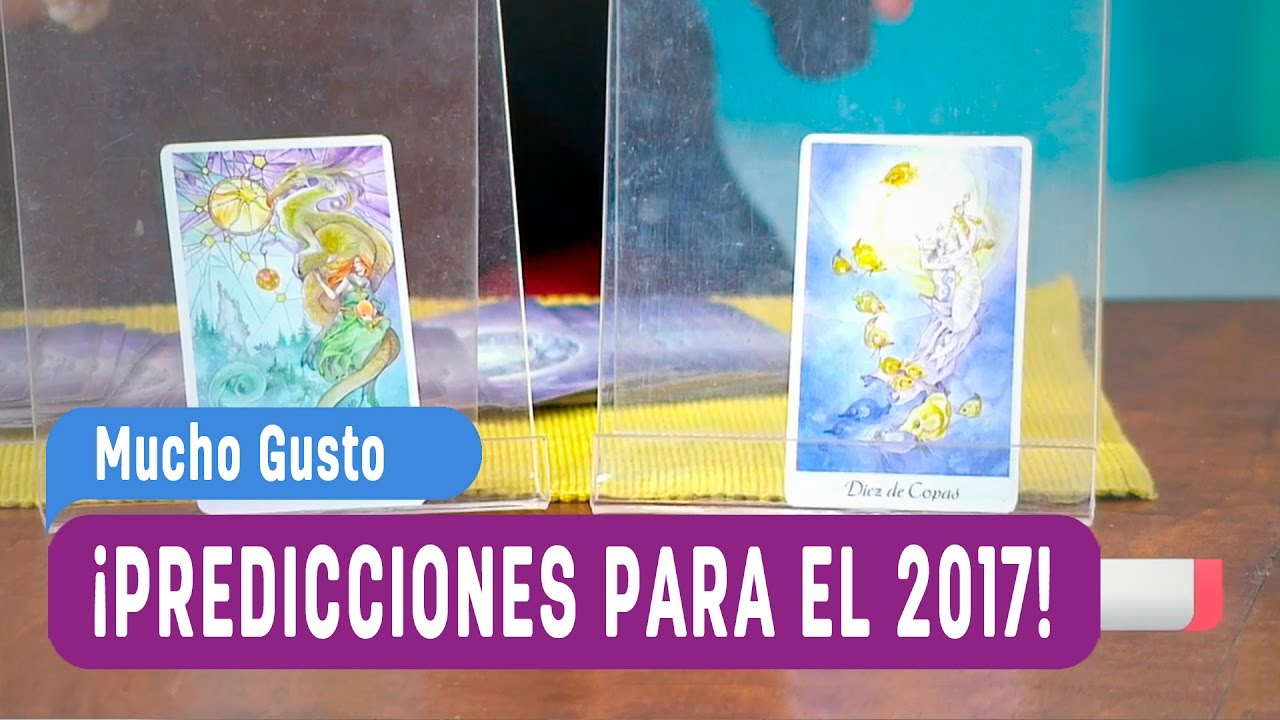 Ver Las predicciones de Vanessa Daroch para el 2017 – Mucho Gusto 2016 en Español Online