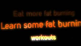 Fat Burning Foods Secrets YouTube video