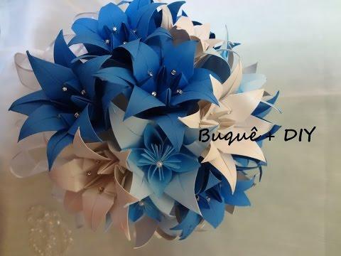 Buquê + Flores