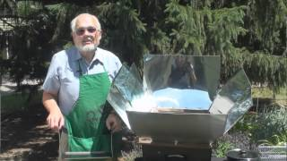 Discover how to harness the power of the sun to bake, boil, and steam food with a SUN OVEN. See why the features of Global Sun Ovens make it the mostly ...