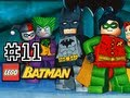 LEGO Batman 100% Walkthrough - Joker's Home Turf (HD Let's Play) (Minikit Guide + Red Power Brick)