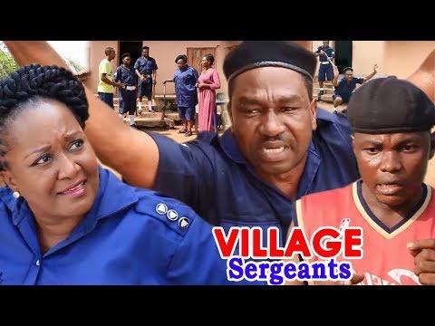 Village Sargents Season 2 - 2018 Nigerian Nollywood Comedy Movie Full HD