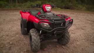 5. Honda ATV Dual Clutch Transmission