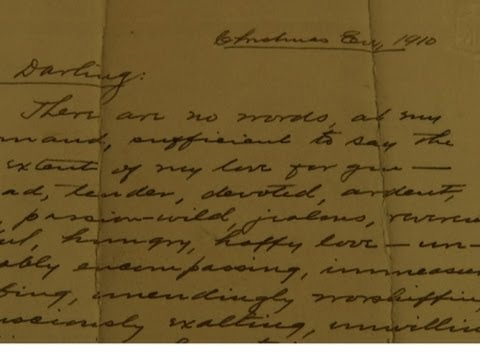 Public - A collection of love letters written by the 29th president, Warren Harding to his mistress Carrie Fulton Phillips, are now open to the public through the Library of Congress website. (July...