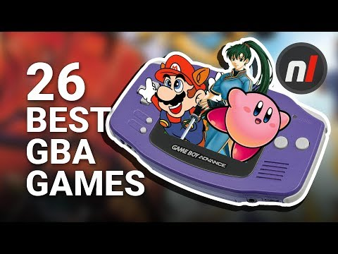 The 26 Best Game Boy Advance (GBA) Games of All Time