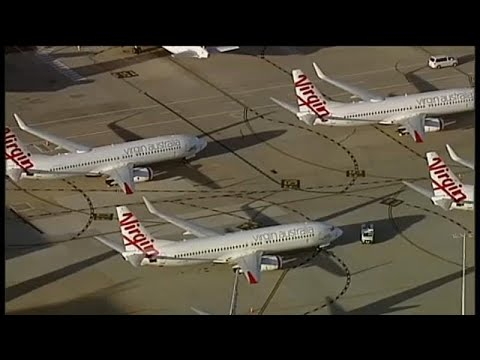Virgin Australia: Το πρώτο θύμα του COVID-19 στις αερομεταφορές