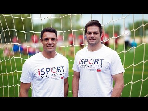 ISPORT - Funding Youth in Sport