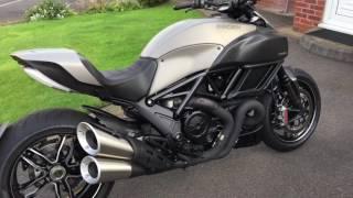 4. Ducati Diavel Titanium