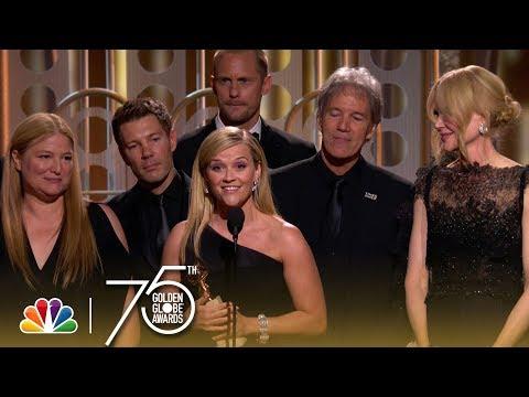 Big Little Lies Wins Best Limited Series at the 2018 Golden Globes