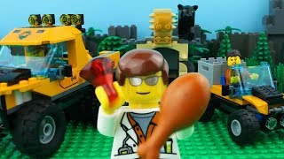 Video LEGO City Jungle Explorer Fail STOP MOTION LEGO Panther Brick Building | LEGO City | By Billy Bricks MP3, 3GP, MP4, WEBM, AVI, FLV Agustus 2018