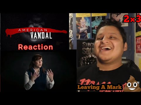 American Vandal: Season 2 Episode 3 REACTION!