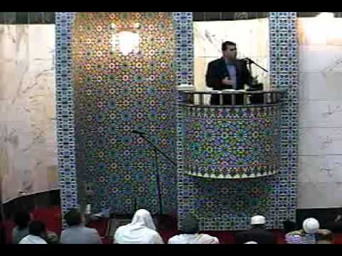 Friday Sermon: Salat, Silaturahim, Sadaqah - Dr. Ahmad Soboh - 8/3/2012