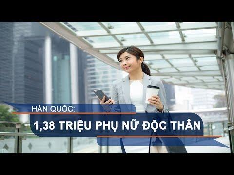 Hàn Quốc: 1,38 triệu phụ nữ độc thân | VTC1 - Thời lượng: 2 phút, 10 giây.