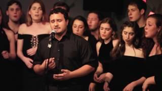 THUNK a cappella - 8 (Circle) by Bon Iver