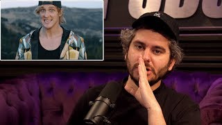 Video H3H3 Reacts to Logan Paul's Song 'Hero' MP3, 3GP, MP4, WEBM, AVI, FLV April 2018
