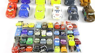 Disney Pixar Car3 Standard Tomica Bumper OneTouch Robot RobocaPoli Style Deform Transformation