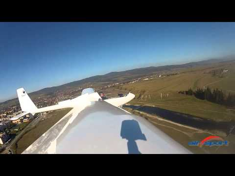 ultralight sailplane -