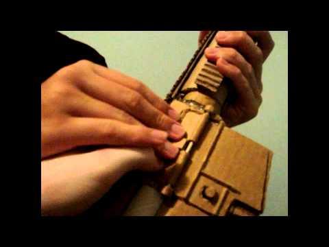 Armas Caseiras 8 - Virando a Noite, Update da Colt Python e Armas Antigas