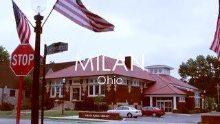 Milan (OH) United States  City new picture : Un'altra America - Milan, Ohio