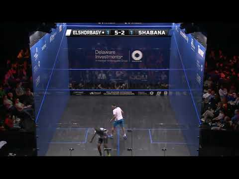 Squash tips: Opening the face