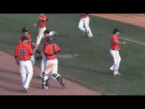 Baseball vs. Rider - Rapid Reaction