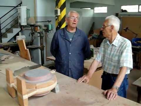 Camión de madera modelismo - ESTA ENTREVISTA REALIZADA AL GRAN MODELISTA MECÁNICO ESPECIALISTA EN MODELOS PARA FUNDIR IMPULSORES Y ROTORES PARA BOMBAS CENTRÍFUGAS, ETC ,ESTÁ DEDICADA A L...