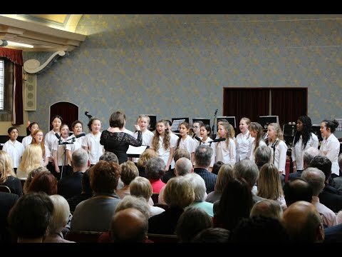 Ain't No Mountain High Enough - Middle School Choir