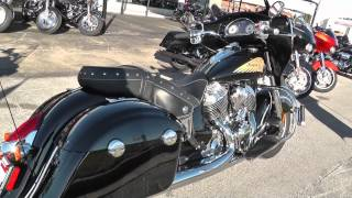 10. 312662 - 2014 Indian Chieftain - Used Motorcycle For Sale