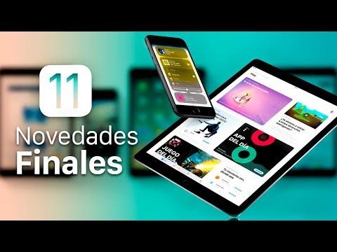 Apple lanza iOS 11, análisis final a sus novedades