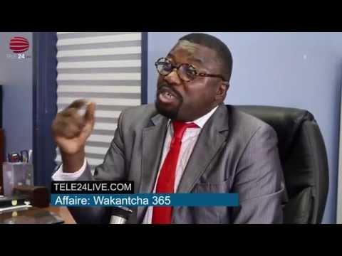 TÉLÉ 24 LIVE: QUI EST WAKANTCHA 365, ba vérités ebimi na mpwasa (L'INTERVIEW DE L'ANNÉE)