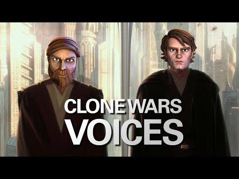 Star Wars Scenes with Clone Wars Voices (Anakin & Obi Wan) Battlefront II