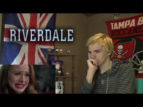 "Riverdale - Season 2 Episode 6 (REACTION) 2x06 ""Chapter Nineteen: Death Proof"""