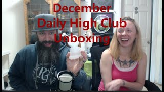 December Daily High Club Unboxing by Pedro's Grow Room
