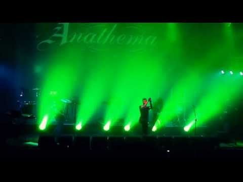 And finally, a very special performance by @anathemamusic. Live @Roadburnfest [video] #Roadburn #Anathema