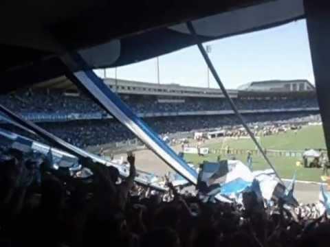 GREMIO Y RACING GRACIAS SERGIO ESCOBAR - Geral do Grêmio - Grêmio - Brasil - América del Sur