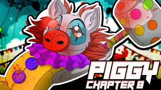 EVIL PIGGY CLOWN TRIES TO KILL ME!! - [Roblox Piggy] by iBallisticSquid