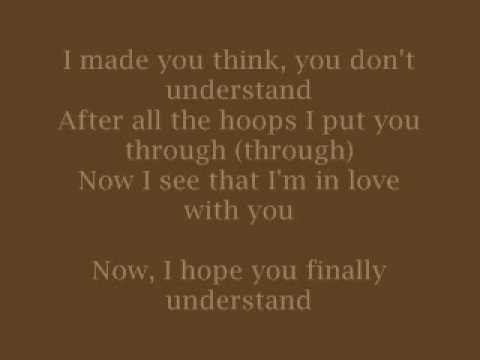 Christina Aguilera – Understand w/lyrics