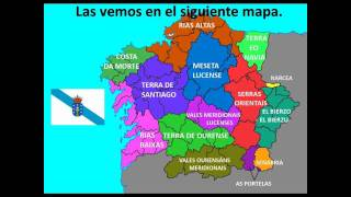 Paises Galegos, Galiza y Portugaliza