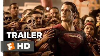 Batman v Superman: Dawn of Justice Official Trailer 2016